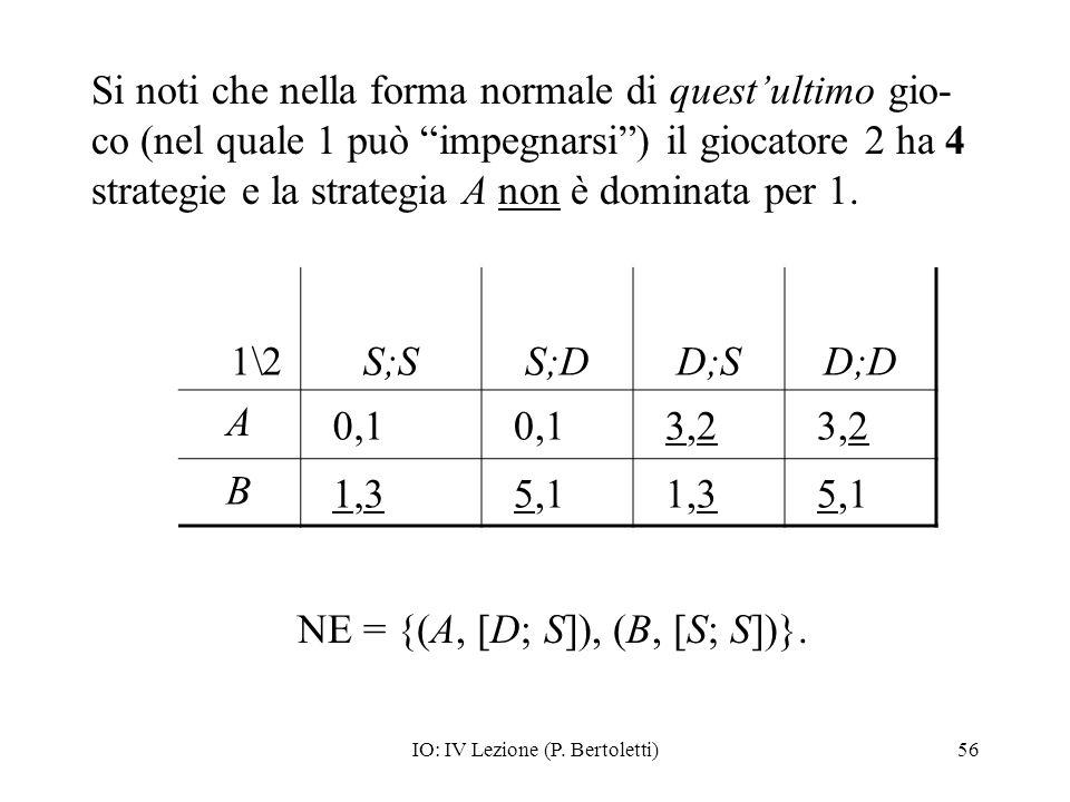 NE = {(A, [D; S]), (B, [S; S])}.